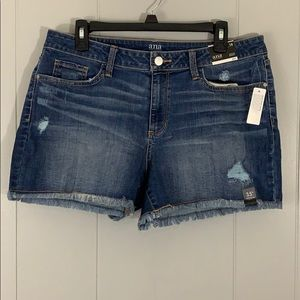 A.n.a size 14 denim shorts